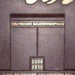 Deutscher Bauherrenpreis 2009