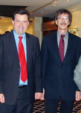 Ulrich Stallmann, Prof. Jörn Walter