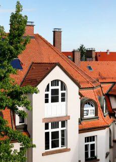Wärmeversorgung von Mehrfamilienhäusern mit Solarthermie lohnt sich